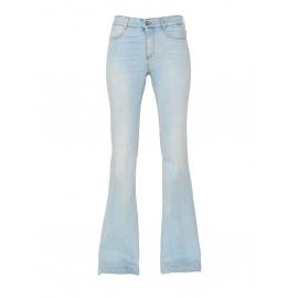 Jean taille haute The 70s évasé bleu clair Prix boutique 325€ Taille 26