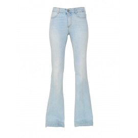 Light washed blue The '70s high-rise flared jeans Retail price €325 Size 26