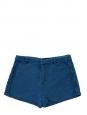 Mini short en jean fin bleu brut tressé Px boutique 100€ Taille 36