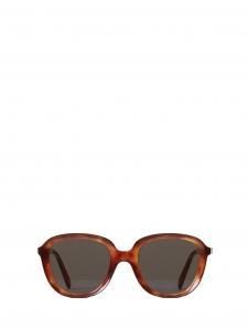 CELINE Lunettes de soleil AVA écailles marron dark havana CL 41448S Px boutique 360€
