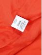 Bright orange blazer jacket NEW Retail price €1100 Size 36