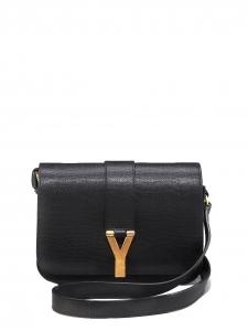 Sac CHYC medium en cuir noir Prix boutique 1300€