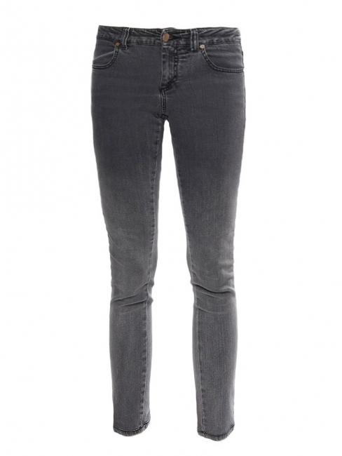 Grey cotton slim fit jeans Retail price €225 Size XS