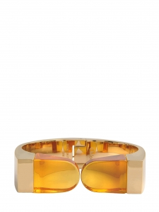GEMMA gold-tone quartz cuff Retail price €690