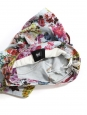 Short imprimé fleuri rose bleu et jaune Prix boutique 550€ Taille 38