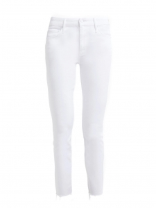 White Looker Ankle Fray slim fit jeans Retail price €280 Size L (30)