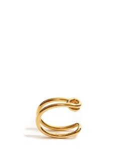 Cate gold brass cuff bracelet Retail price €320