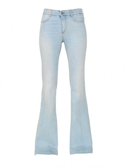 Jean taille haute The 70s évasé bleu clair Prix boutique 325€ Taille 25 (XS)