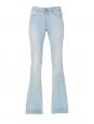 Jean taille haute The 70s évasé bleu clair Prix boutique 325€ Taille 24
