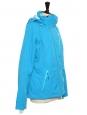 Veste de ski snowboard en gore tex bleu ocean Prix boutique 450€ Taille L