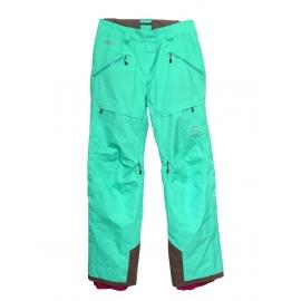 Almond green DRYTECH AJUNGILAK OTI élément women's ski pants Retail price €350 Size 38