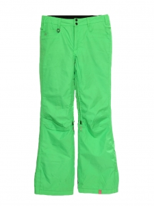 8K Regular apple green technical ski snowboard women's pants Retail price €150 Size M