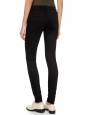 THE LOOKER A model spy black stretch cotton slim fit jeans Retail price €290 Size 26 (S)