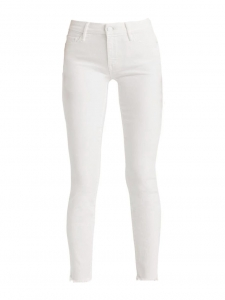 Jean blanc slim fit The Looker Broken Mirror Prix boutique 290€ Taille 26 (XS)