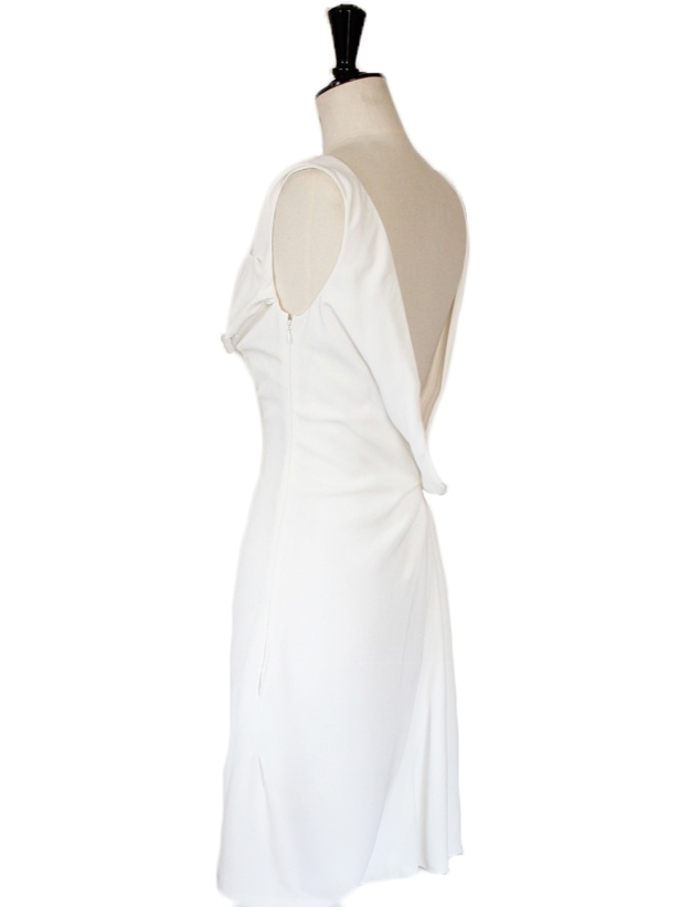Robe de mariee dos nu paris id es et d 39 inspiration sur le mariage - Robe de mariee dos nu plongeant ...