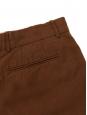 Short en lin marron caramel Prix boutique 300€ Taille 38/40
