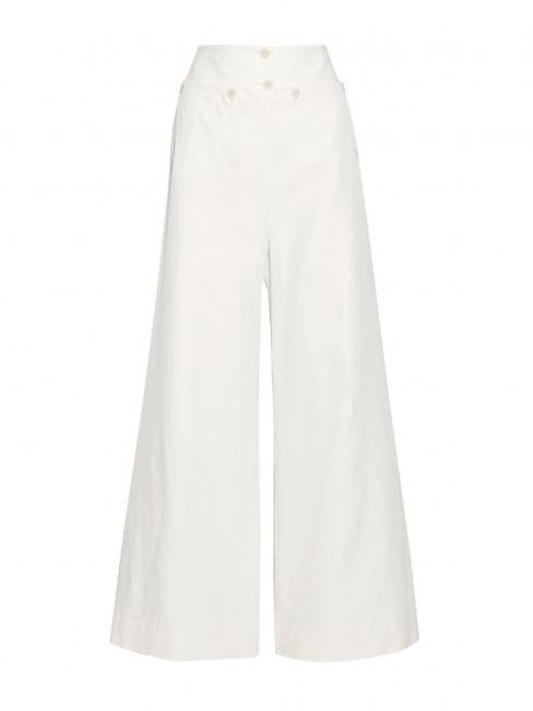 Vanilla LIONEL slub twill wide-leg pants Retail price €550 Size 38
