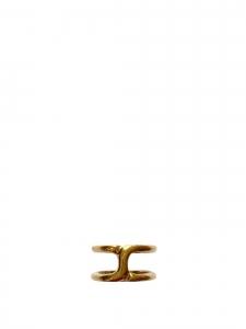 Bague fine en laiton doré Taille 54
