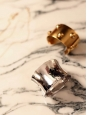 Silver cuff bracelet Retail price €195