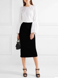 Black and white polka-dot canvas and raffia platform heel sandals sandals Retail price €695 Size 37