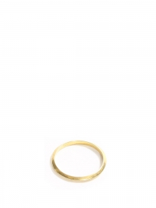 Petite bague anneau fin dorée Prix boutique 50€