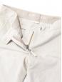 Pantalon flared en velours côtelé blanc crème Prix boutique 350€ Taille 36