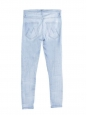 The looker Light blue slim fit jeans Retail price €280 Size XS
