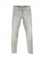 Light grey Dark Moon The Looker Ankle Fray jeans Retail price €280 Size 25