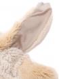Manteau shearling en agneau de mongolie beige rosé et camel Prix boutique 5750€ Taille 40 à 44