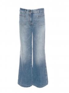 Jean iconic de Kate Moss évasé bleu used Prix boutique 390€ Taille 40