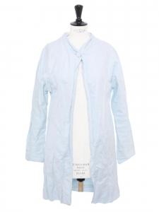 Manteau veste de printemps bleu ciel Prix boutique 250€ Taille 36