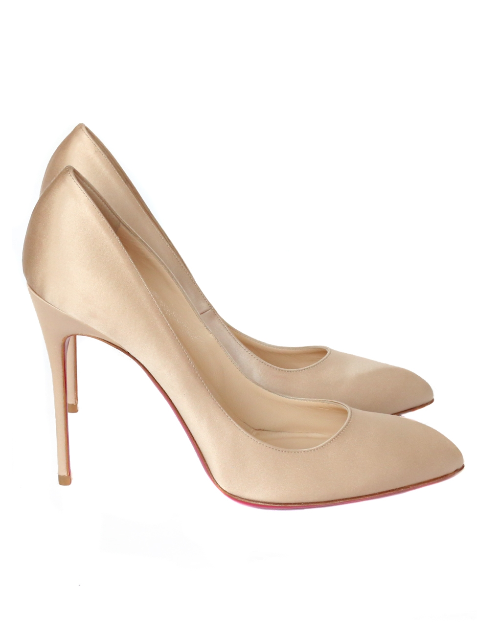 bas prix 048b4 5b373 Louise Paris - CHRISTIAN LOUBOUTIN Escarpins stiletto CHIARA ...