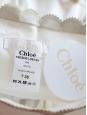 Rare short en soie blanche du défilé été 2009 Px boutique 550€ T 38