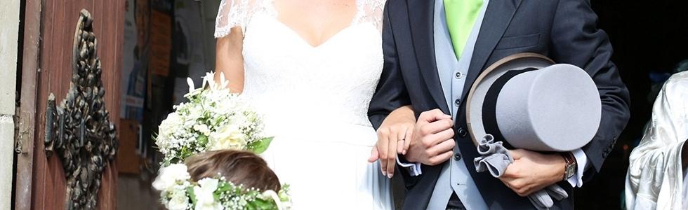 Mariage : robes de mariée, chaussures, accessoires