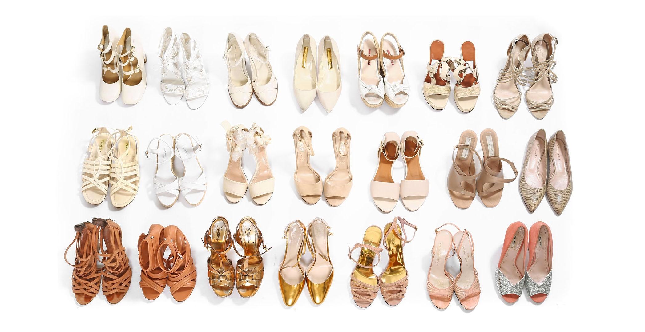 dfce6f47086497 chaussures de mariées femme de luxe authentique maison de couture parisienne