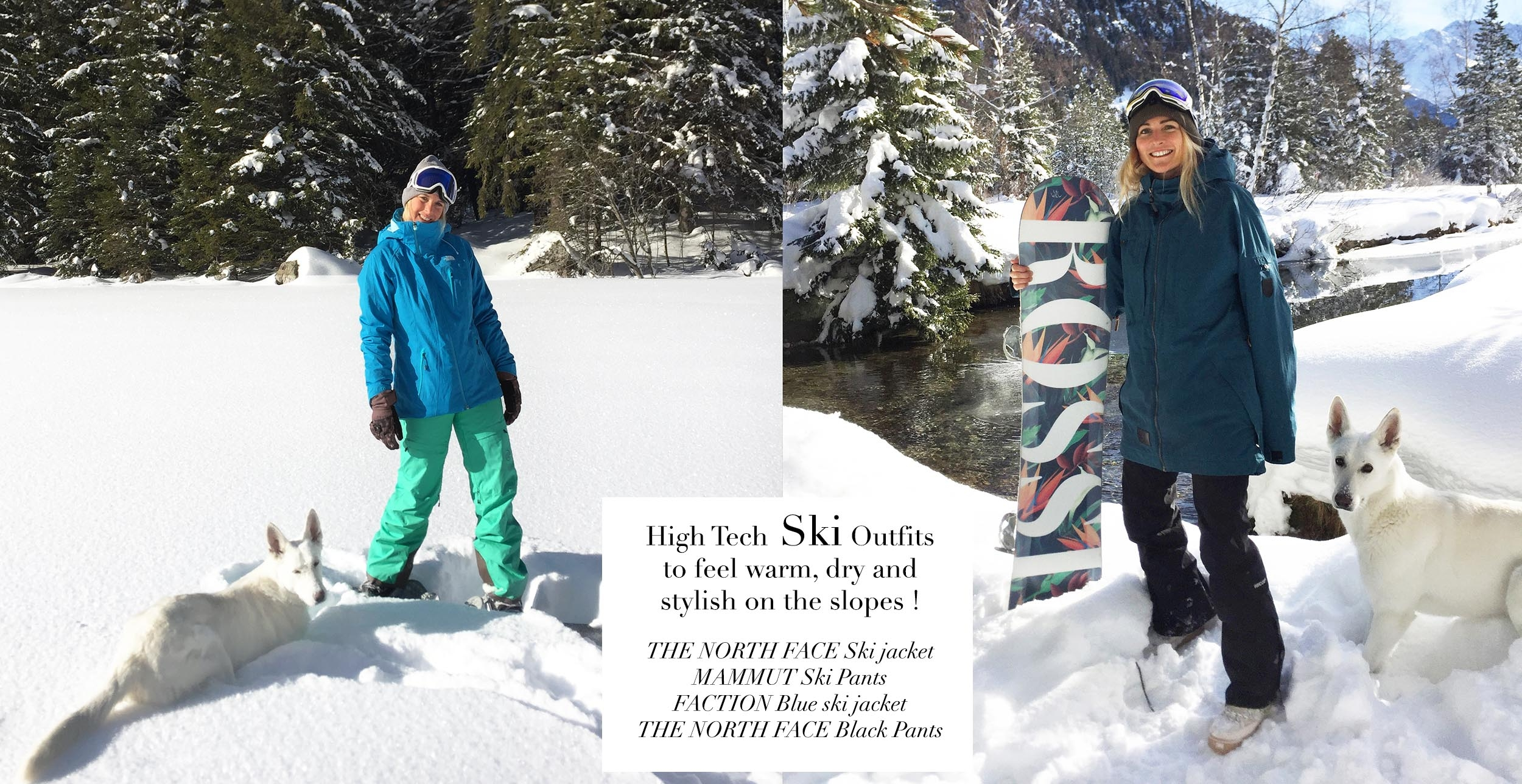 the north face mammut Faction ski extreme snowboard gore tex women jacket pants high tech waterproof